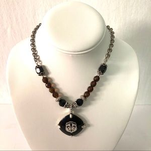 Brighton Heart & Soul Necklace 16-18""